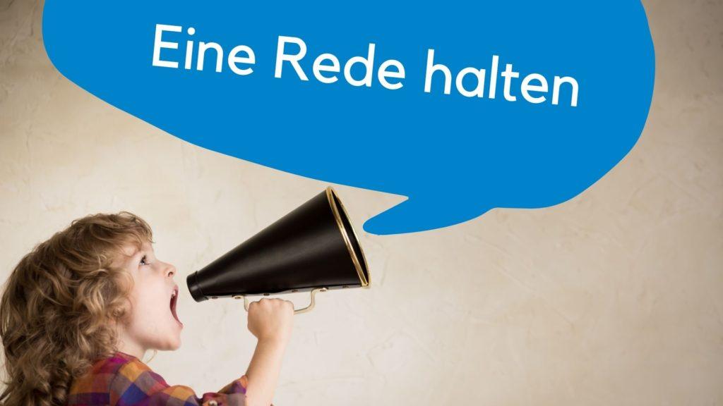 Eine Rede halten, Rhetorik, Rhetorische Fähigkeiten trainieren, Wirkung nonverbaler Kommunikation, vor Publikum reden